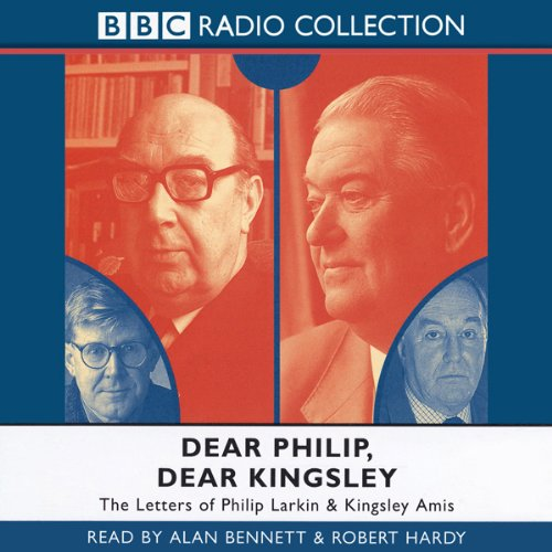 Dear Philip, Dear Kingsley audiobook cover art