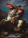 Artland Alte Meister Premium Wandbild Jacques-Louis David