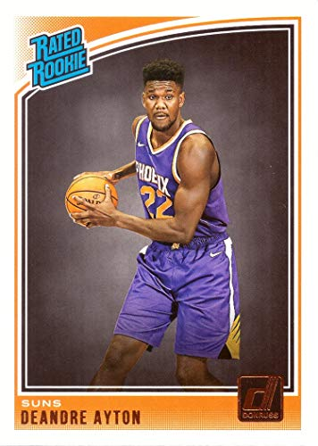 2018-19 Panini Donruss Basketball #157 Deandre Ayton Rookie Card - Rated Rookie