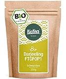 [page_title]-Darjeeling First Flush Bio 250g - Top Bio Schwarztee - Abgefüllt und kontrolliert in Deutschland (DE-ÖKO-005) - vegan - loser Blatt-Tee
