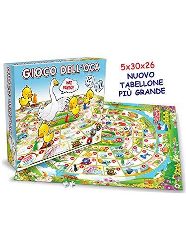 GAMES GIRO DELL'OCA 62364
