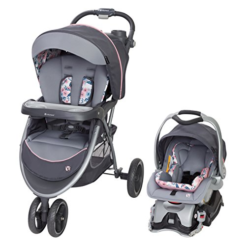 Baby Trend Sky View Plus Travel System, Bluebell