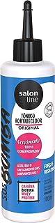 Linha Tratamento (SOS Bomba de Vitaminas) Salon Line - Tonico Fortalecedor Crescimento Acelerado Liberado 100 Ml - (Treatm...