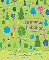 Ara Bul Kitabi - Hadi Gezelim Ormanda Ilkbahar