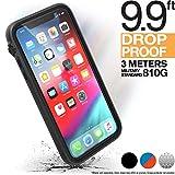 Catalyst Protección contra Impactos para iPhone XR -6.1'(Medio) - Stealth Black