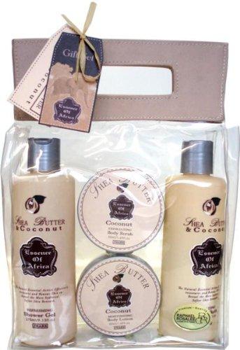 Raphael Rosalee Cosmetics Geschenkset African Shea Butter No. 3, 1 Set