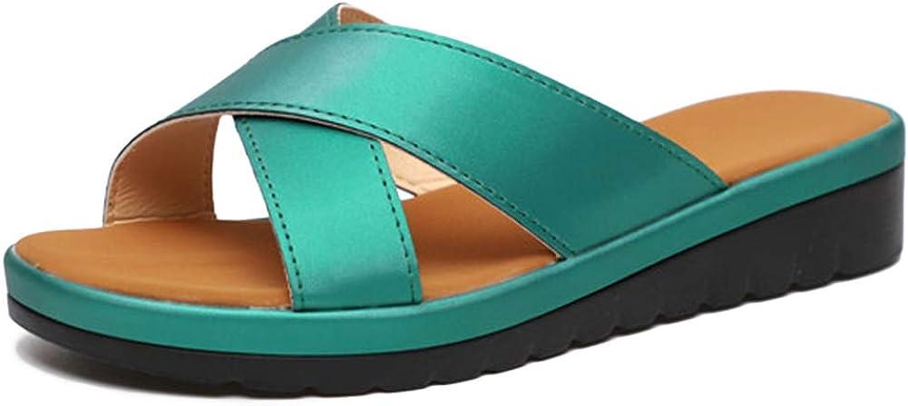 VIMISAOI Women's Summer Wedges Platform Comfort Sandals Long Beach Mall Clip T Super intense SALE