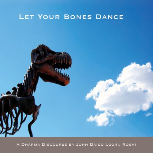 Let Your Bones Dance audiobook cover art