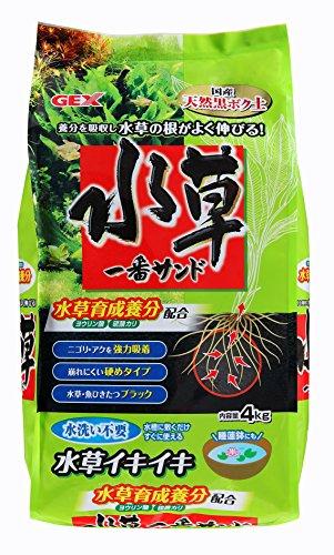 ジェックス 水草一番サンド4kg