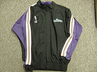 1998 utah jazz warm up jacket