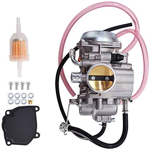 labwork Carburetor Carb Fit for 1994-1998 Suzuki King Quad 300 LTF4WDX / 1999 Suzuki King Quad 300 LTF300F 4x4