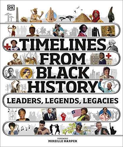 Timelines from Black History: Leaders, Legends, Legacies