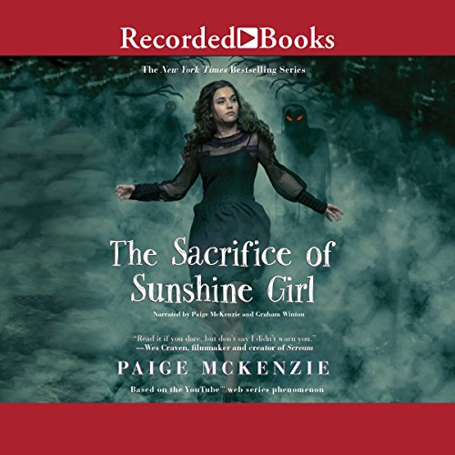 The Sacrifice of Sunshine Girl audiobook cover art