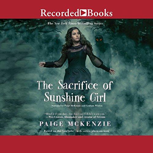 The Sacrifice of Sunshine Girl cover art