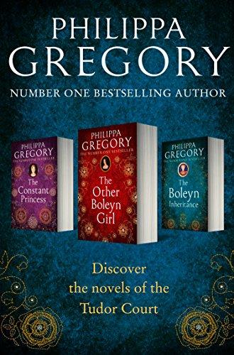Philippa Gregory 3-Book Tudor Collection 1: The Constant Princess, The Other Boleyn Girl, The Boleyn Inheritance (English Edition)