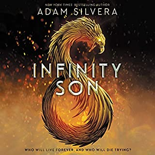 Infinity Son audiobook cover art
