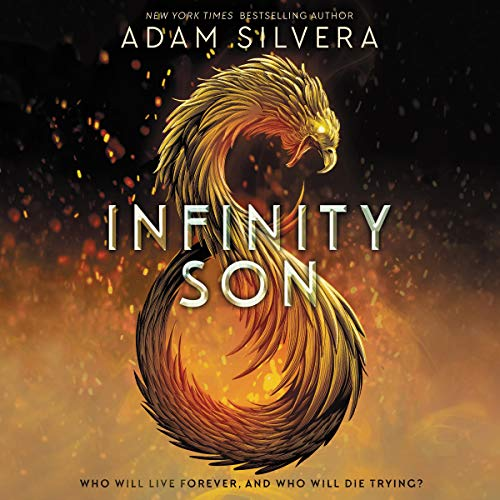 Infinity Son  By  cover art