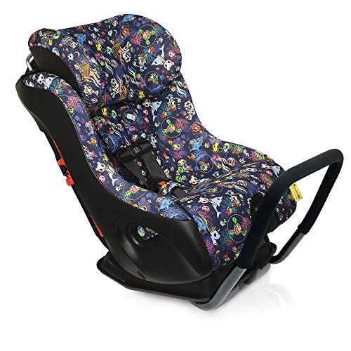 Price comparison product image Clek Fllo Convertbile Car Seat,  Tokidoki Reef Rider