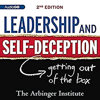 Leadership and Self-Deception cover art