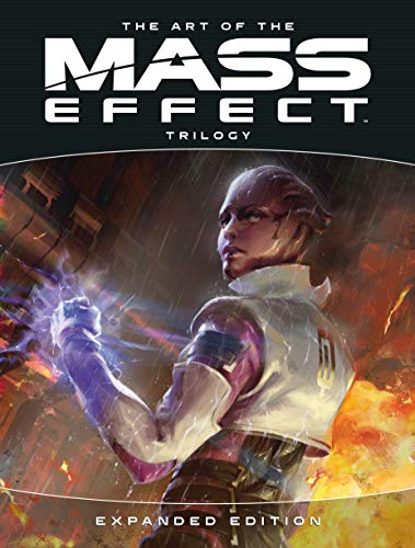 The Art of the Mass Effect Trilogy