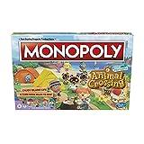 Monopoly Animal Crossing New Horizons Edition Juego de Mesa para niños de 8 años en adelante, Divertido Juego para Jugar para 2-4 Jugadores