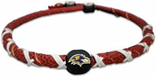 NFL Classic Spiral Football Necklace