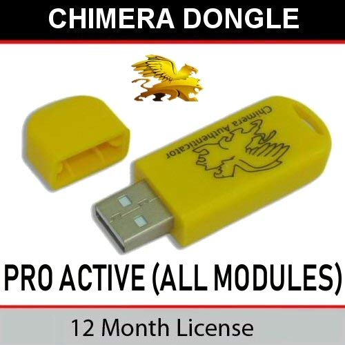Chimera Dongle with PRO Activation (All Modules) 12 Months License