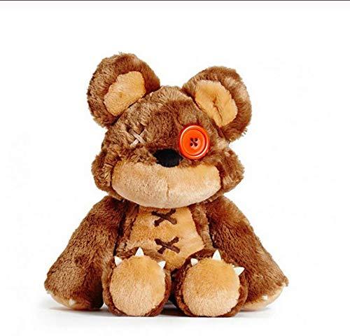 N/T Game League LOL Tibbers Plüschtier Puppe Offizielle Ausgabe Annies Bär Plüsch Weiches Stofftier Für Kinder Kinder 40Cm