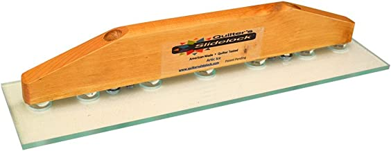 quilters slidelock lighted edge