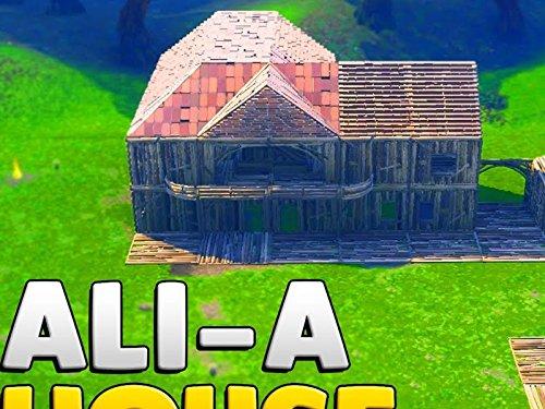 Clip: Ali-A's Mansion!