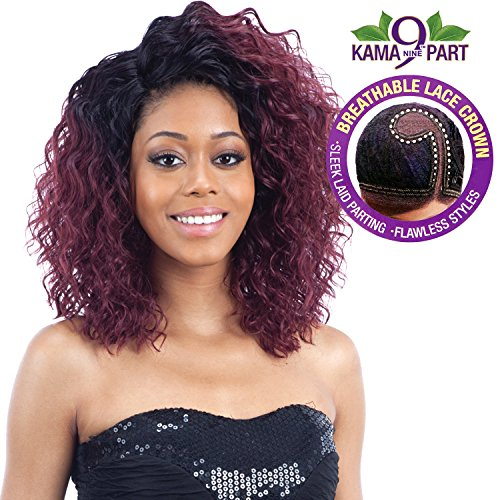 FreeTress Equal Synthetic Lace Front Wig Kama 9Part 902 (1)