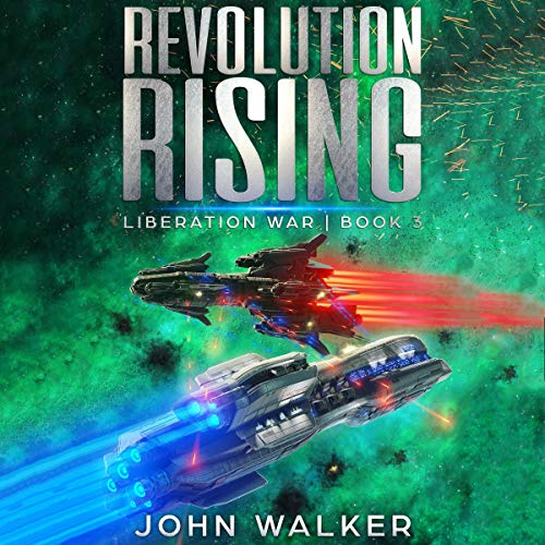 Revolution Rising  By  cover art