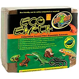 Zoo Med Eco Earth Brick x 3