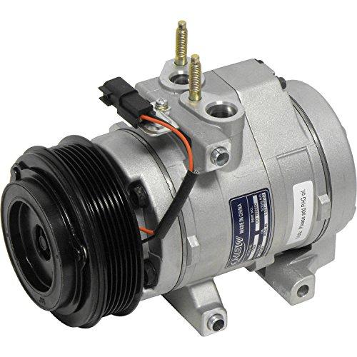 UAC CO 10905C A/C Compressor, grey