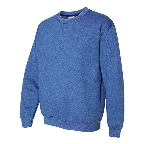 Gildan Herren Sweatshirt, Heather Sport Royal, L