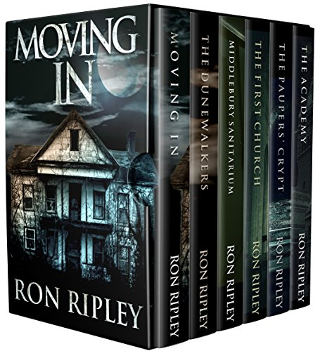 Moving In Series Box Set Books 1 - 6: Supernatural Horror with Scary Ghosts & Haunted Houses (English Edition)