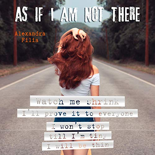 As if I Am Not There audiobook cover art