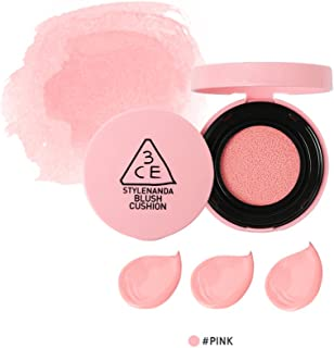3CE Blush Cushion Newly Launched / Face blush / blush cushion / Stylenanda (Pink)