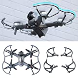FPV Propeller Guard for DJI FPV Drone Accessories Quick-Release Easy Mount and Detach Props Protective Guard Protector Bumper Shielding Rings