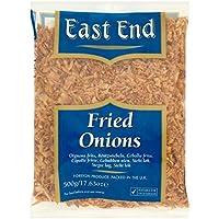 East End fritos cebollas 500g