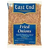East End fritos cebollas 500g