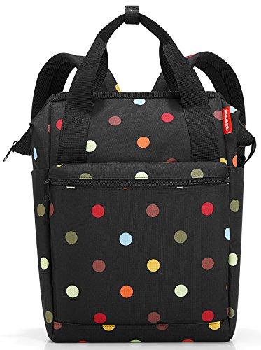 reisenthel allrounder R Rucksack Tasche 25 x 40 x 17 cm / 12 l / Polyester dots