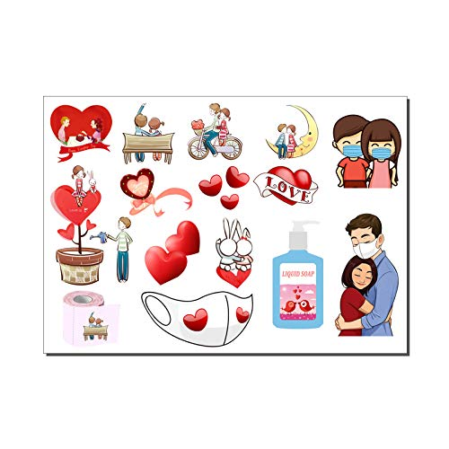 Meilunmeihu Sticker Pack, 50 pcs Cool Stickers, Laptop Stickers, Non-Repeatable, Waterproof, Stylish Graffiti Sticker Set for Cars, Motorcycles, Bicycles, Skateboards, Suitcases, DIY Party Supplie