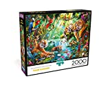 Buffalo Games - Tiger Lagoon - 2000 Piece Jigsaw Puzzle