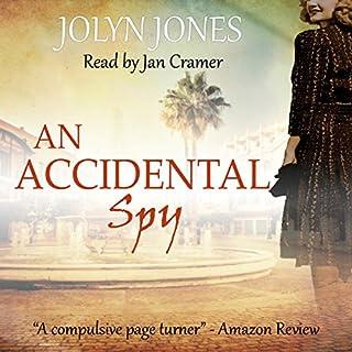 An Accidental Spy cover art