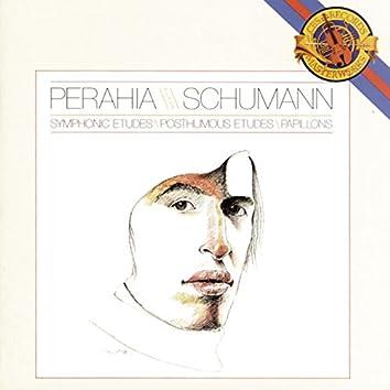 Schumann: Symphonic Etudes, Op. 13 & Papillions, Op. 2