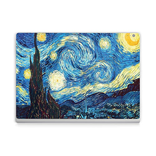 Double-sweet Laptop Decal Skins for Surface Laptop Book 2/3 13.5 15 High Definition PVC Vinyl Sticker Laptop Surface Protective Film-Top only-Book 3 13.5 i7