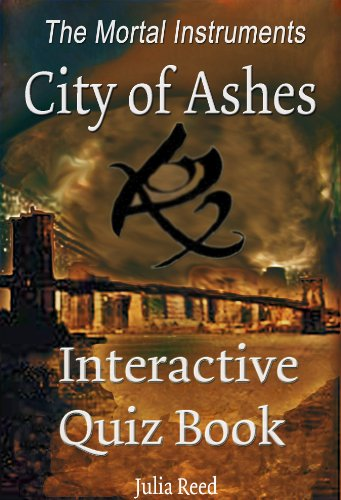 City of Ashes: The Interactive Quiz Book (The Mortal Instruments Series 2) (English...
