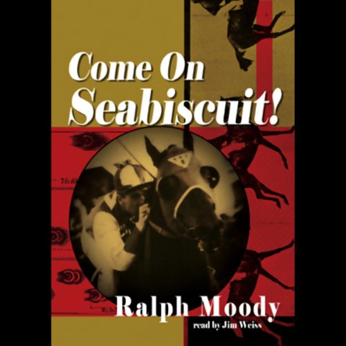Come on Seabiscuit!  Audiolibri