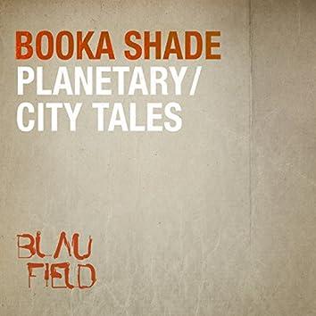 Planetary / City Tales
